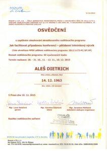 Dietrich - facilitace případové konference