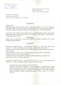 rozhodnutí SPO -působnost celá ČR str1