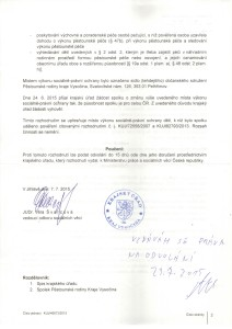 rozhodnutí SPO -působnost celá ČR str2